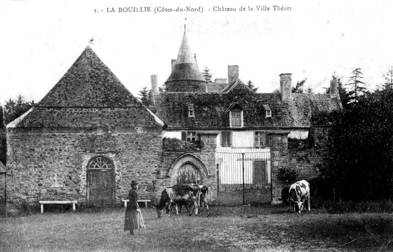 Le Chateau de la Ville Téhart